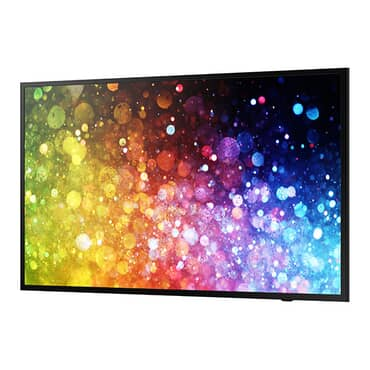 "DC43J Monitor Profissional Samsung full HD LED 43"" polegadas, 178° ,8 ms, cpu MIPS 24K ,Player interno, MagicInfo Lite, operação 16/7, brilho 300nit,constraste 3000:1 LH43DCJPLGV/ZD, Sintonizador, USB, DVI, HDMI, RS-232C, RJ45, 3 anos vesa 200"