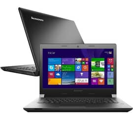 "NOTEBOOK LENOVO B40-70 Processador Intel Core i3-4005U 4GB 500GB Windows 8 SL - 80F30017BR Tela 14"" LED HD Antirreflexo Memória 4GB (1x4GB) (PC3-12800 1600MHz DDR3"