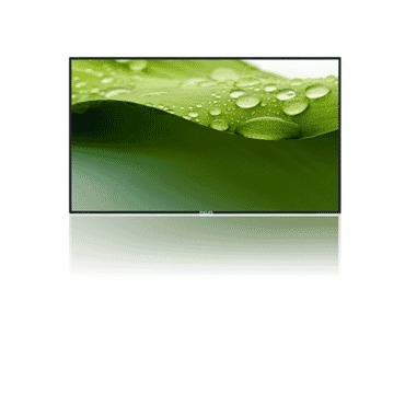 "Monitor Profissional LFD TFT Philips Digital Signage BDL4765EL Full HD 47"" polegadas , Vídeo Wall, Bordas 9,9 mm, Brilho 500cd/m², Contraste 1400:1, 12 ms, Ângulo 178g, Retrato e Paisagem, Áudio, DVI, VGA, RS232, DP, RJ45, BNC, USB, VESA 400, Bivolt, Gara"