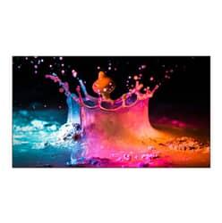 Monitor Profissional LFD Samsung Smart Signage UE46D (LH46UEDPLGV/ZD) e-LED Blu Full HD 46, Video Wall, Pivot, Brilho 450, Contraste 4000:1,