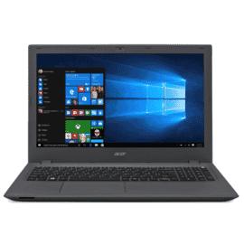 """Notebook Acer E5-574-592S Processador Intel® Core™ i5 6200U memória 8Gb disco 1Tb tela 15.6"""" Windows 10 Grafite"""