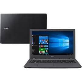 """Notebook Acer E5-574G-574L Intel Core i5 8GB (2GB de Memória Dedicada) 1TB LED 15,6"""" Windows 10 - Grafite"""