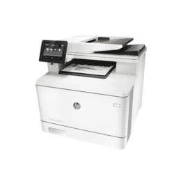 Multifuncional HP Inc Color LaserJet Pro MFP M477fnw Laser Colorida Multitarefa CF377A,Preto 28ppm,Cor 28ppm,Impressora Preto 600x600 dpi,Cor 600x600 dpi, Scanner 1200x1200 dpi,fax copiadora, USB 2.0,gigabith Ethernet, Ciclo mensal 50000, HP ePrint, Apple